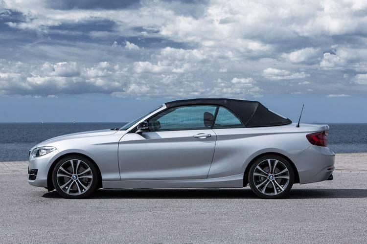 BMW Serie 2 Cabrio 2015