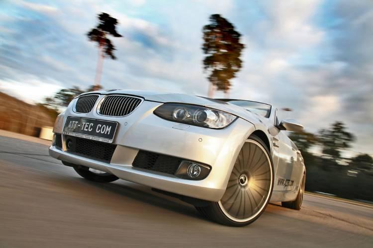 BMW 335i Cabrio ATT Autotechnik