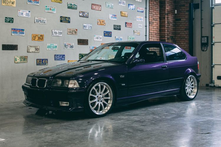 Bmw Serie 3 Compact Tuning Dm 2