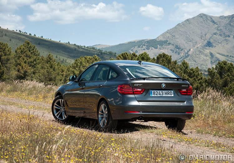 Presentación del BMW Serie 3 GT