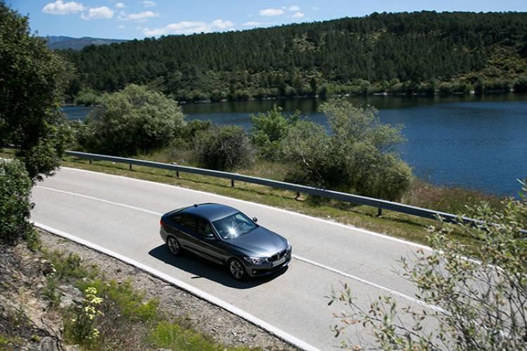 Prueba del BMW 320d Gran Turismo