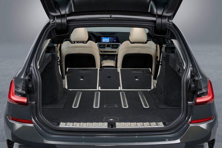 Bmw Serie 3 Touring 2020 3 Maletero