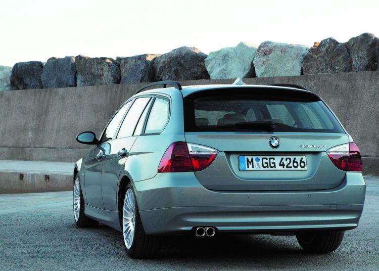 Bmw Serie 3 Touring E91 2005 01