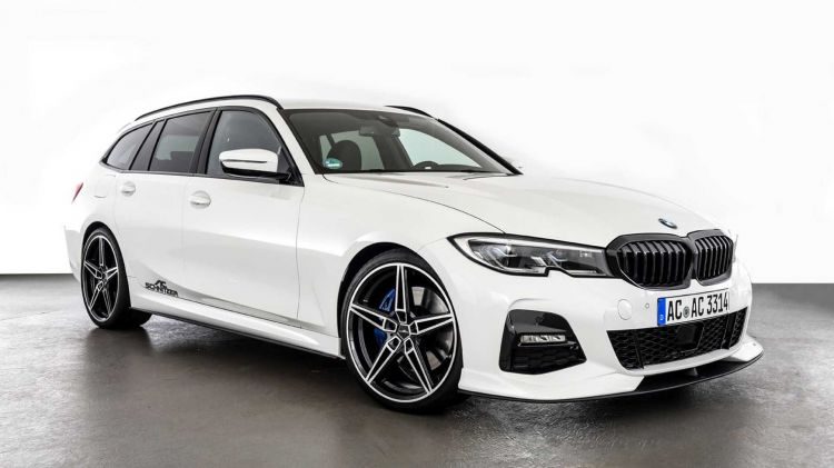 Bmw Serie 3 Touring Tuning 2020 Dm 1
