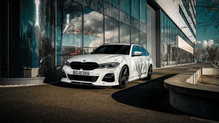 Bmw Serie 3 Touring Tuning 2020 Dm 2
