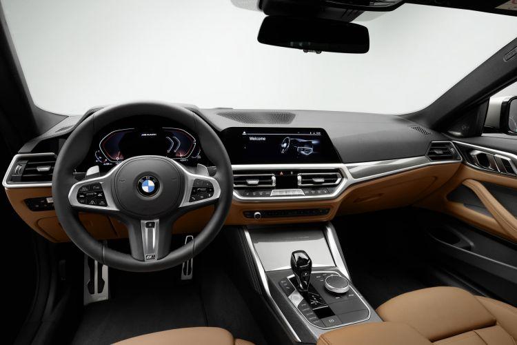 Bmw Serie 4 Coupe Interior 07