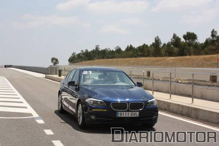 BMW Experience (II): Prueba de contacto del BMW 523i y 530d