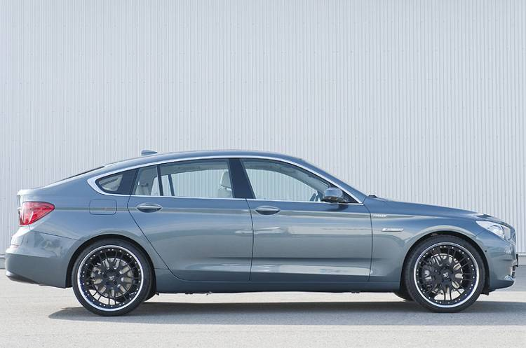 BMW Serie 5 GT por Hamann