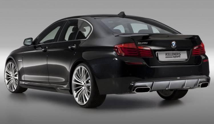 BMW Serie 5 paquete M Sport por Kelleners