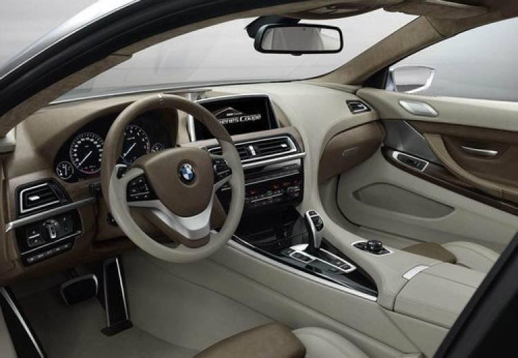 BMW Serie 6 Coupé Concept