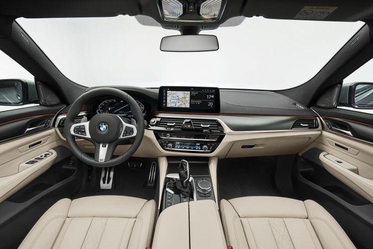 Bmw Serie 6 Gran Turismo Gris 2020 03