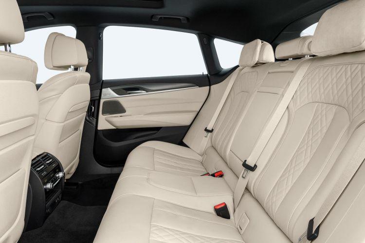 Bmw Serie 6 Gran Turismo Gris 2020 04