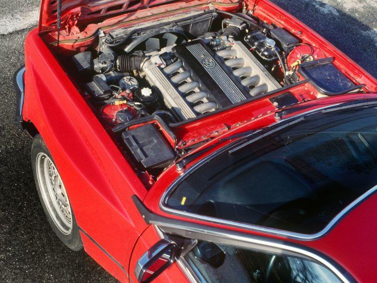 Bmw Serie 6 V12 1