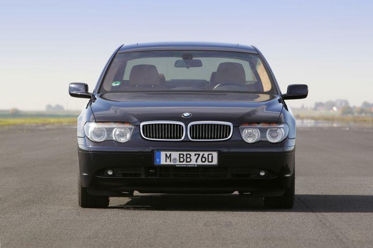 Bmw Serie 7 E65 760 01