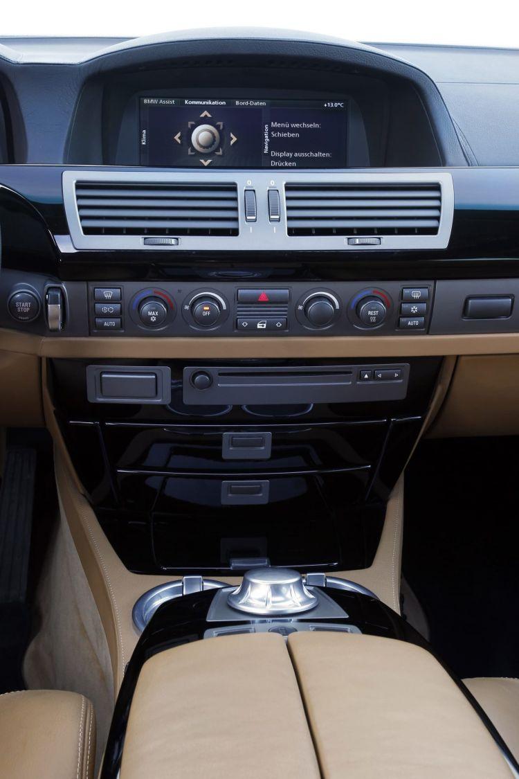 Bmw Serie 7 E65 Idrive