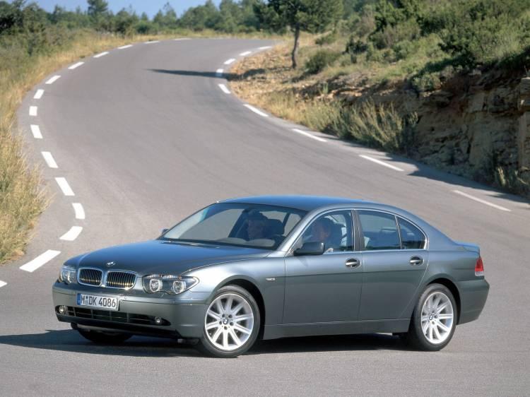 Bmw Serie 7 E65