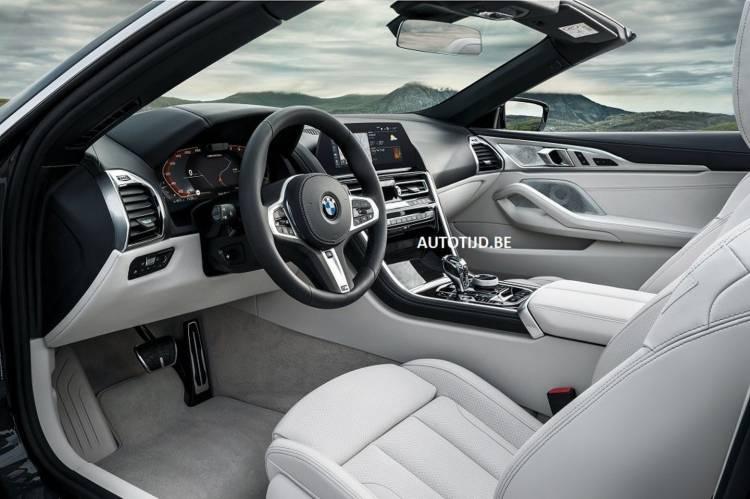 Bmw Serie 8 Cabrio Adelanto Exterior 23