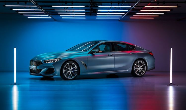 Bmw Serie 8 Gran Coupe 01