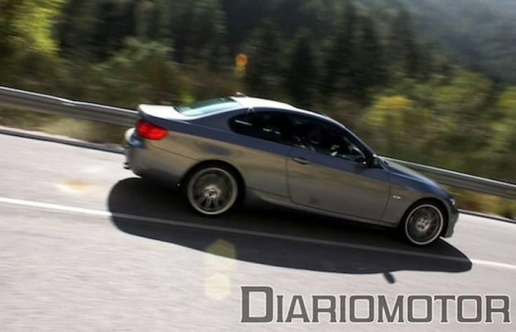 BMW 335i Coupé DKG, a prueba