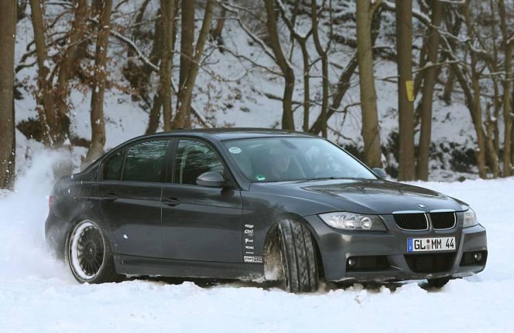 Miranda-Series BMW 320d Winter Concept