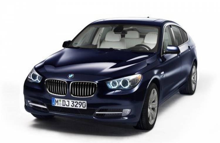 BMW Serie 5 GT 2010