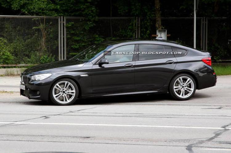 BMW Serie 5 GT kit M
