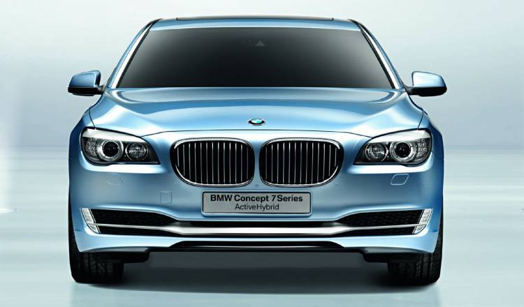 BMW Serie 7 ActiveHybrid Concept