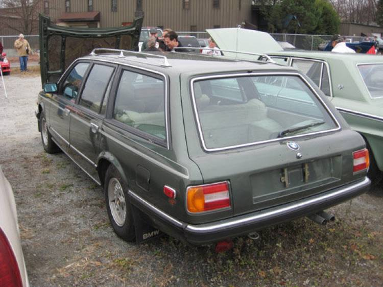 BMW Serie 7 Wagon 1981