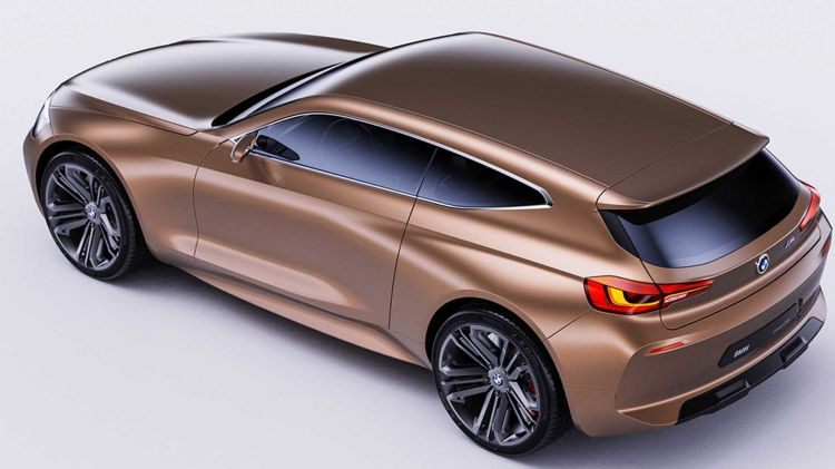 Bmw Shooting Brake Dm 3