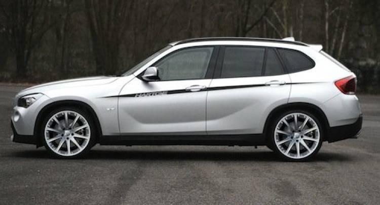 BMW X1 visto por Hartge