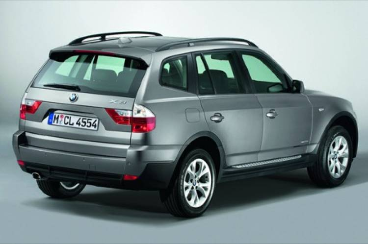 Bmw X3 2009 Con Versiones Edition Style Y Edition Exclusive Diariomotor