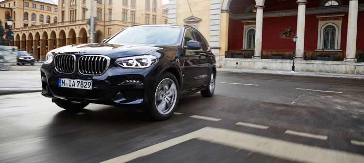 Bmw X3 Enchufable P
