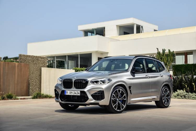 Bmw X3 M 2019 Dm P90334473 Highres The All New Bmw X3 M