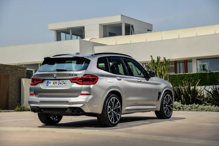 Bmw X3 M 2019 Dm P90334474 Highres The All New Bmw X3 M