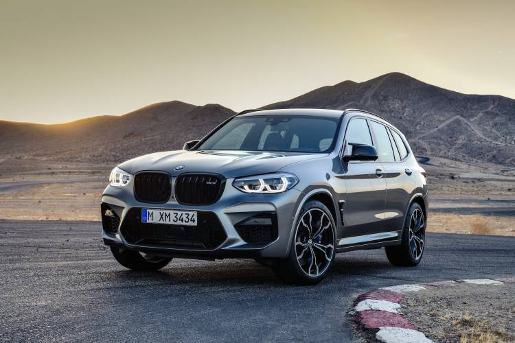 Bmw X3 M 2019 Dm P90334477 Highres The All New Bmw X3 M