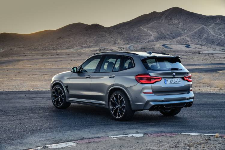 Bmw X3 M 2019 Dm P90334478 Highres The All New Bmw X3 M