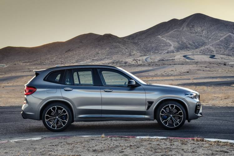 Bmw X3 M 2019 Dm P90334479 Highres The All New Bmw X3 M