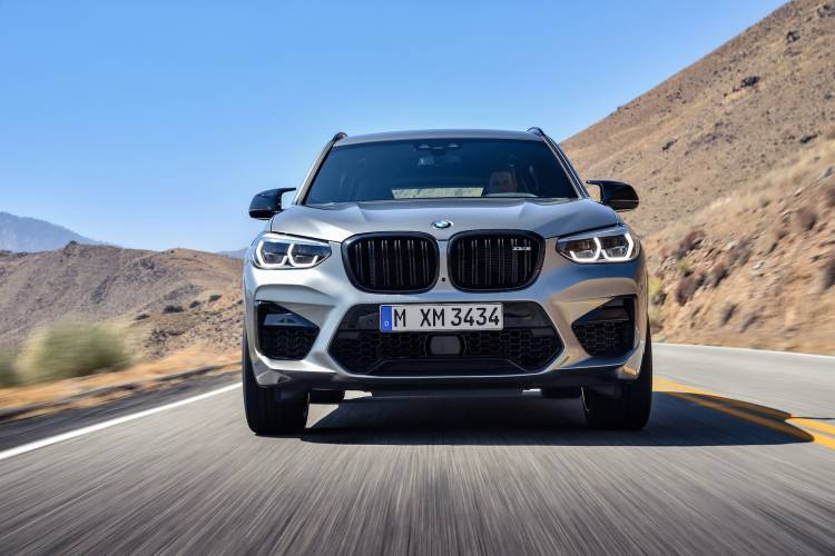 Bmw X3 M 2019 Dm P90334490 Highres The All New Bmw X3 M