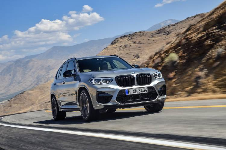 Bmw X3 M 2019 Dm P90334491 Highres The All New Bmw X3 M