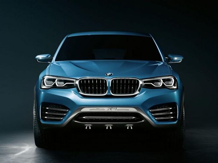 El BMW X4 de producción llegará en abril, en el Salón de Nueva York