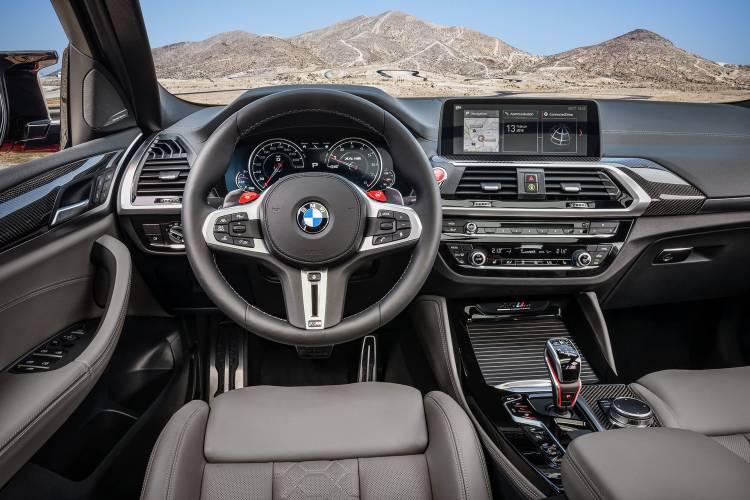 Toda la información del BMW X3 M 2019