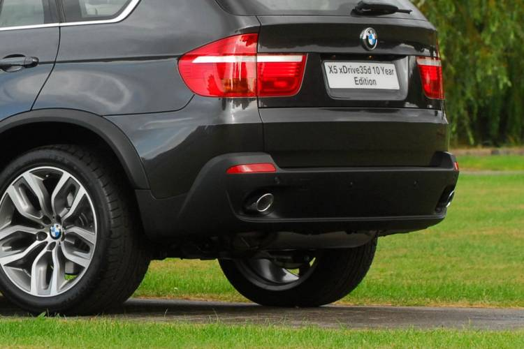 BMW X5 10th Anniversary
