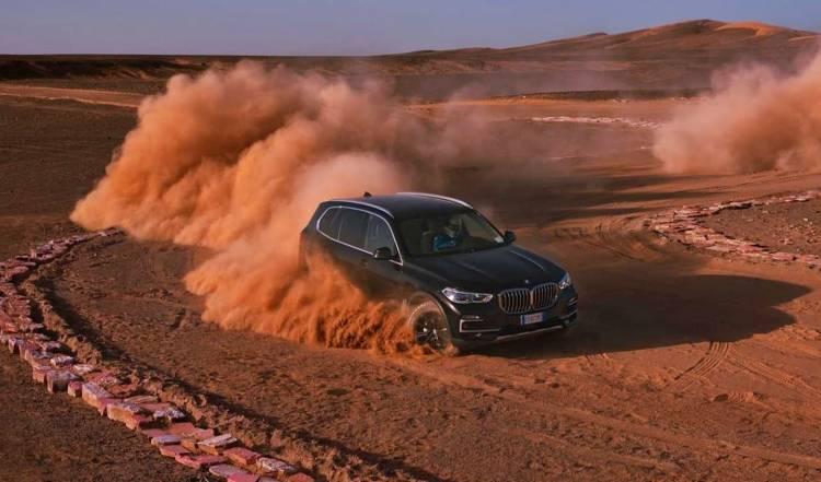 Bmw X5 Desierto Sahara 1118 03