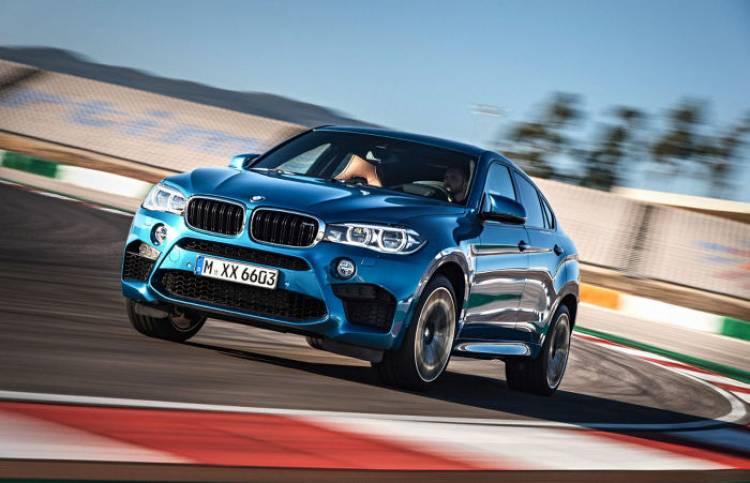 El BMW X6 M marca un tiempo de 8 minutos y 4 segundos en Nürburgring