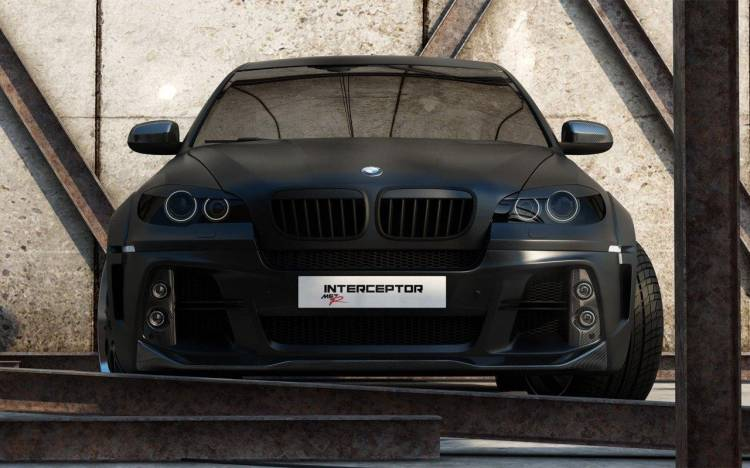BMW X6 Met-R Interceptor