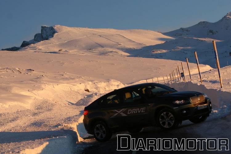 BMW X6 xDrive35d a prueba