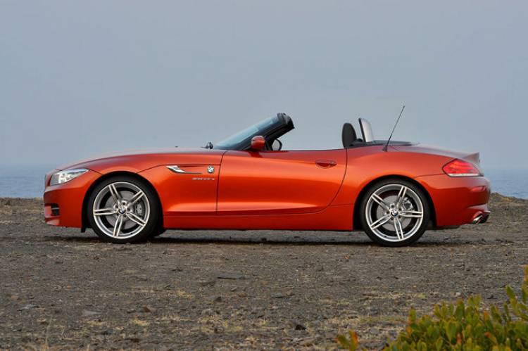 BMW Z2: ¿planeando un roadster sobre la nueva plataforma Mini?