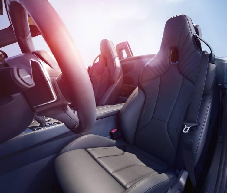Bmw Z4 asientos