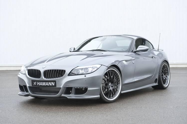 BMW Z4 by Hamann