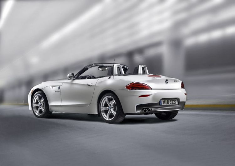 BMW Z4 con Pack M